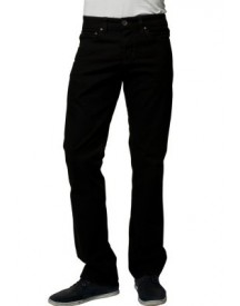 Camel Active Woodstock Straight Leg Jeans Black afbeelding