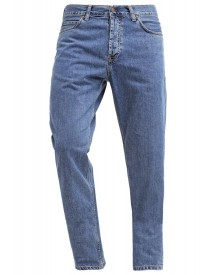 Carhartt Wip Marlow Straight Leg Jeans Blue Stone Washed afbeelding