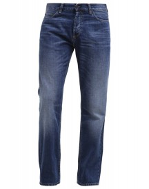 Carhartt Wip Marlow Straight Leg Jeans Blue Strand Washed afbeelding