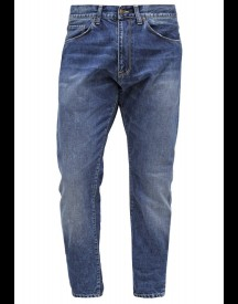 Carhartt Wip Vicious Madera Straight Leg Jeans Blue afbeelding