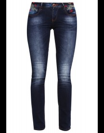 Desigual Olga Slim Fit Jeans Denim Medium Wash afbeelding