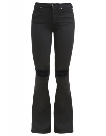 Dr.denim Macy Flared Jeans Black afbeelding