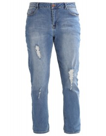 Evans Relaxed Fit Jeans Blue afbeelding