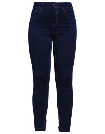 Evans Slim Fit Jeans Dark Blue Denim afbeelding