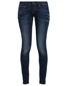 Gstar 3301 Low Super Skinny Slim Fit Jeans Neutro Stretch Denim afbeelding