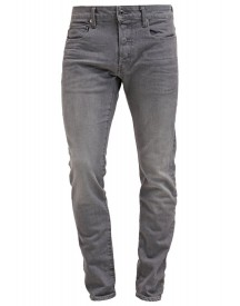 Gstar 3301 Slim Slim Fit Jeans Accel Grey Stretch Denim afbeelding