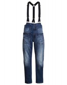 Gstar Dadin 3d Tailored Braces Low Boyfriend W Jeans Tapered Fit Hadron Denim afbeelding