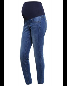 Gap Maternity Keith Slim Fit Jeans Medium Indigo afbeelding