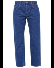 Gap Straight Leg Jeans Medium Indigo afbeelding