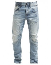 Jack & Jones Jjcostan Boyfriend Jeans Blue Denim afbeelding