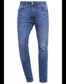 Jack & Jones Jjiliam Jjoriginal Slim Fit Jeans Blue Denim afbeelding