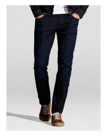 Jack & Jones Jjmike Ron Relaxed Fit Jeans Blue Denim afbeelding