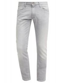 Lee Luke Slim Fit Jeans Grey Cloud afbeelding