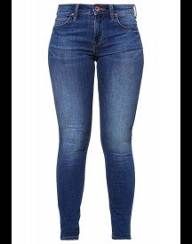 Lee Scarlett Slim Fit Jeans Blue Lagoon afbeelding