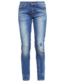 Levis® 711 Skinny Slim Fit Jeans Beloved Indigo afbeelding
