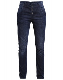 Mac Laxy Relaxed Fit Jeans Middark afbeelding