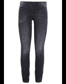 Mac Slim Fit Jeans Dark Grey Authentic Wash afbeelding