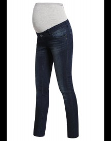 Mama Licious Mlsam Slim Fit Jeans Medium Blue Denim afbeelding