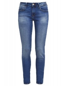 Mavi Adriana Slim Fit Jeans Deep Shadded afbeelding