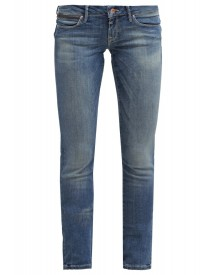 Mavi Lindy Slim Fit Jeans Blue Denim afbeelding