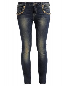 Mos Mosh Jaime Slim Fit Jeans Blue Denim afbeelding