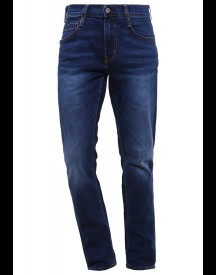 Mustang 3116 Jeans Tapered Fit Darkblue Denim afbeelding
