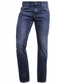Mustang Chicago Jeans Tapered Fit Blue Denim afbeelding
