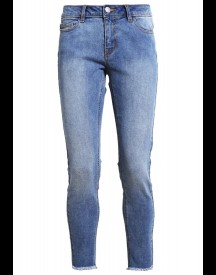 Noisy May Nmeve Slim Fit Jeans Medium Blue Denim afbeelding