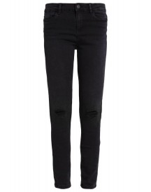 Noisy May Nmlucy Slim Fit Jeans Black afbeelding