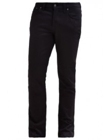 Nudie Jeans Grim Tim Slim Fit Jeans Organic Black Ring afbeelding