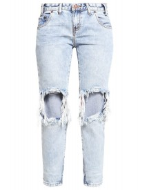 One Teaspoon Freebird Slim Fit Jeans Blue Malt afbeelding