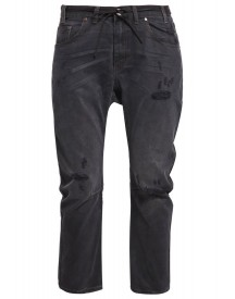 One Teaspoon Saints Relaxed Fit Jeans Black Van afbeelding