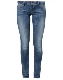Only Coral Slim Fit Jeans Blue Denim afbeelding