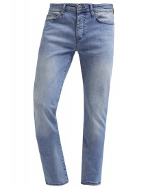 Pier One Straight Leg Jeans Light Blue afbeelding