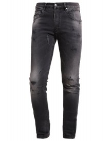 Pierre Balmain Slim Fit Jeans Black Denim afbeelding