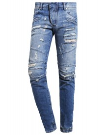 Pierre Balmain Slim Fit Jeans Denim Blue afbeelding