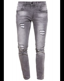Redefined Rebel Stockholm Slim Fit Jeans Light Grey afbeelding