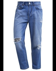 Religion Rehab Relaxed Fit Jeans Washed Blue afbeelding