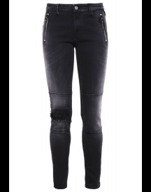 Replay Elitayr Slim Fit Jeans Washed Black afbeelding