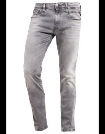 Replay Hyperflex Anbass Slim Fit Jeans Grey Denim afbeelding