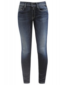 Replay Hyperflex Slim Fit Jeans Blue Black afbeelding
