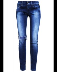 Replay Luz Slim Fit Jeans Tinted Blue afbeelding