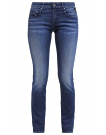 Replay Rose Slim Fit Jeans Washed Blue afbeelding