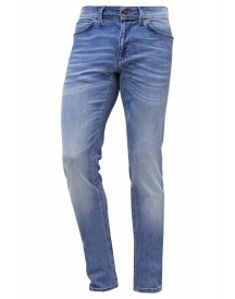 Sisley Straight Leg Jeans Light Blue Denim afbeelding