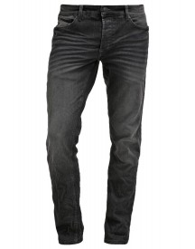 Solid Joy Straight Leg Jeans Black afbeelding