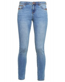 Springfield Slim Fit Jeans Blues afbeelding