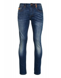 Superdry Corporal Slim Fit Jeans Brighton Blue afbeelding