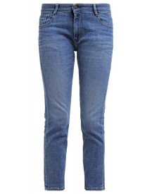 Teddy Smith Pinchy Boyfriend Jeans Blue Denim afbeelding