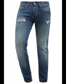 Tiffosi Slim Fit Jeans Green Cast Destroy afbeelding