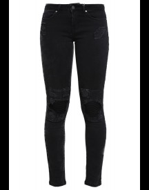Tigha Bonnie Slim Fit Jeans Vintage Black afbeelding